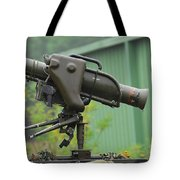 The Milan, Guided Anti-tank Missile Tote Bag