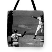 The Million And First Home Run Tote Bag