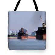 The Mississippi River Tote Bag