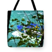 The Mist Before The Mist Tote Bag