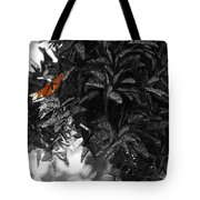 The Monarch Stands Alone Tote Bag