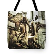 The Monument To Captain Richard Rundle Burges Tote Bag