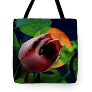 The Moon And The Rose Tote Bag