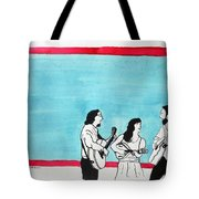 The Music Makers Tote Bag