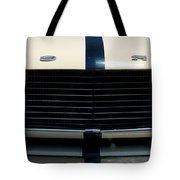 The Mustang Grill Tote Bag