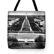 The National Mall Tote Bag