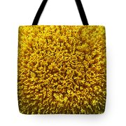 The Nature Of A Sunflower Tote Bag