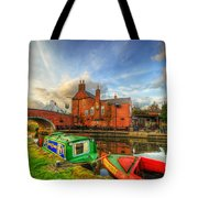 The Navigation Tote Bag