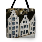 The Netherlands, Amsterdam, Model Houses Tote Bag