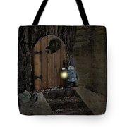 The Nightstalking Elf Tote Bag