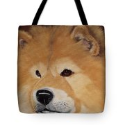 The Noble Chow Tote Bag