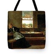 The Noon Recess Tote Bag