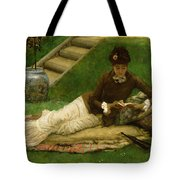 The Novel Tote Bag by Frank Dicey