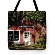 The Old Antique Store Tote Bag