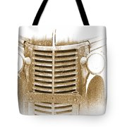 The Old Chevrolet Tote Bag