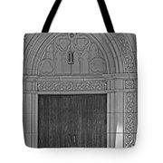 The Old Church Doors Tote Bag