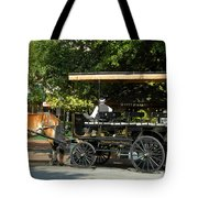 The Old City Market Tote Bag