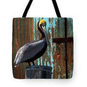 The Old Dock Tote Bag