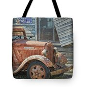 The Old Dodge Tote Bag