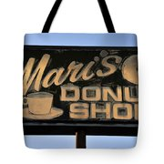 The Old Donut Shop Tote Bag