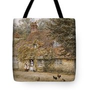 The Old Fish Shop Haslemere Tote Bag