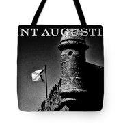 The Old Fort Tote Bag