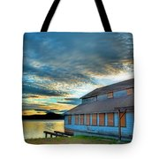 The Old Packing House Tote Bag
