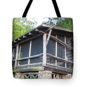 The Old Part Of The Cabin Tote Bag