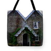 The Old Rectory At St. Juliot Tote Bag