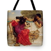 The Old Story Tote Bag