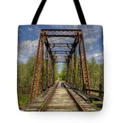 The Old Trestle Tote Bag