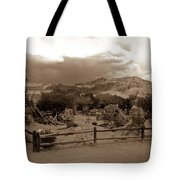The Old West 1 Tote Bag