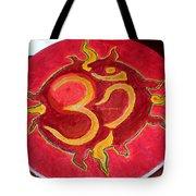 The Omnipotent Aumkar Tote Bag