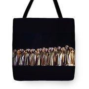 Verdi's Opera Aida Tote Bag