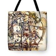 The Orbits Tote Bag