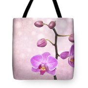 The Orchid Tree - Texture Tote Bag