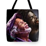 The Other Side-gil Scott Finally Going Home Tote Bag