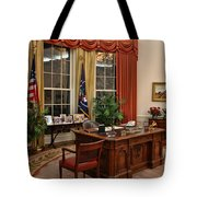 The Oval Office Tote Bag