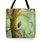 The Owls Overlook Tote Bag