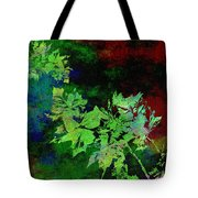 The Painted Arbor Tote Bag