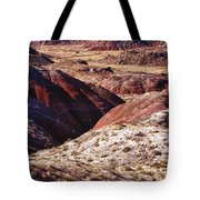 The Painted Desert  8023 Tote Bag