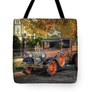 The Painted Lady's Gent Tote Bag
