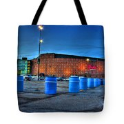 The Palace Of Auburn Hills Mi Tote Bag