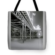 The Palace Pier Tote Bag