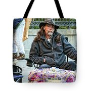 The Palm Reader Of New Orleans Tote Bag