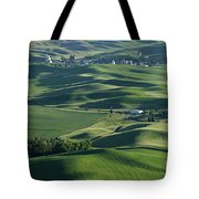 The Palouse 1 Tote Bag