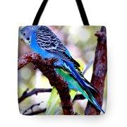 The Parakeet Tote Bag