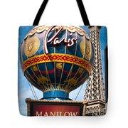 The Paris Tote Bag