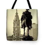 The Parkway End To End Tote Bag