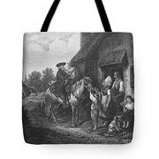 The Pastors Visit Tote Bag